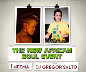 new african soul event