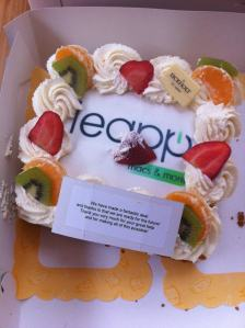 Leapp Cake